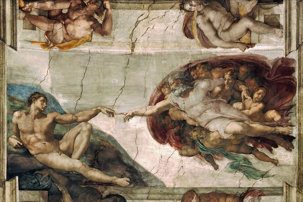 1024px-Creation_of_Adam_Michelangelo