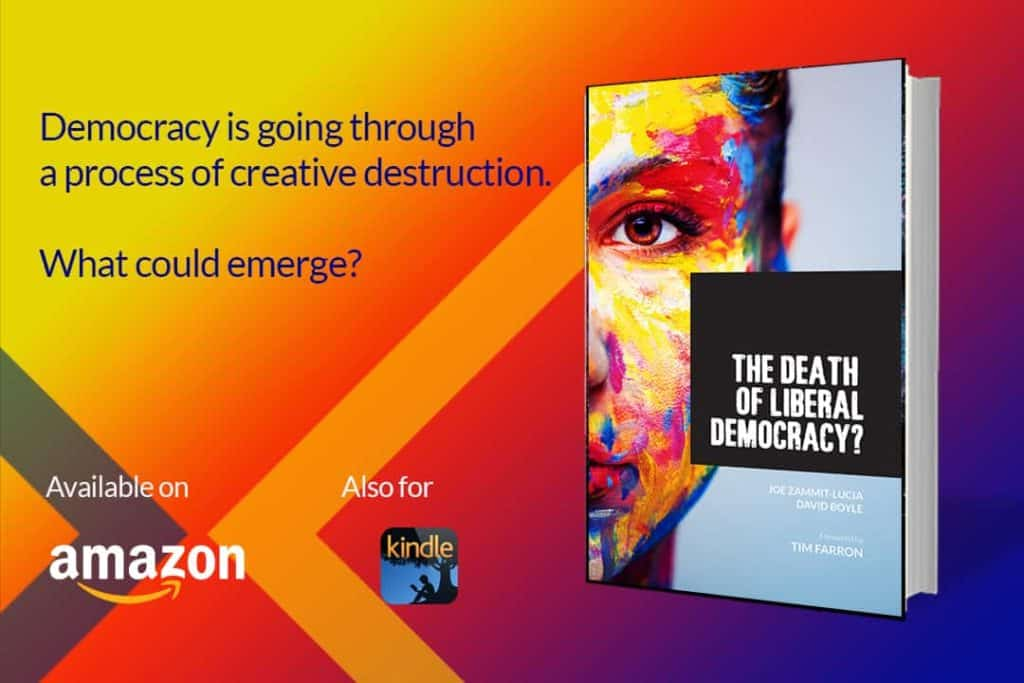 death of democracy - final book image
