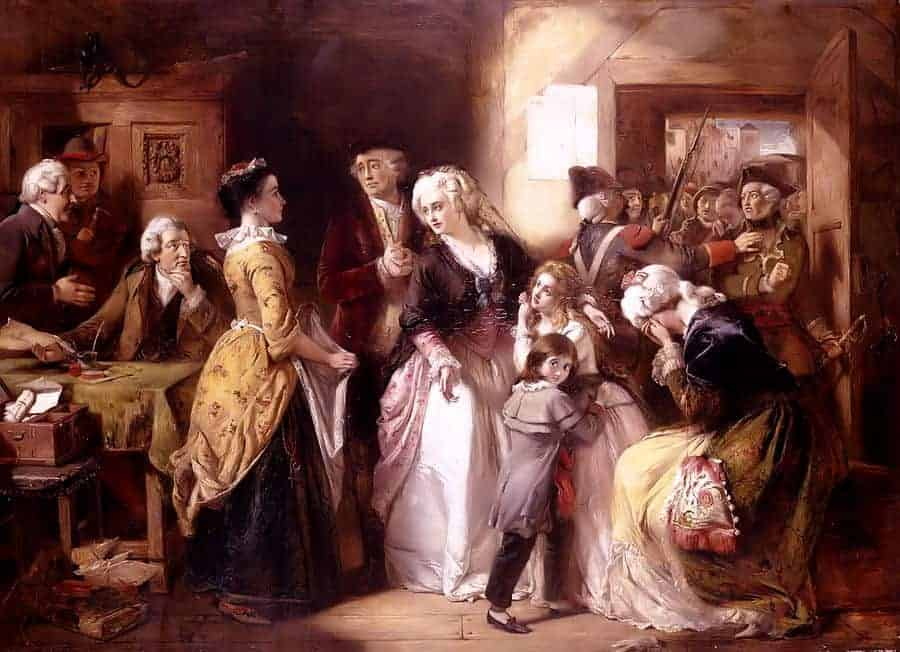 Arrest_of_Louis_XVI_and_his_Family_Varennes_1791