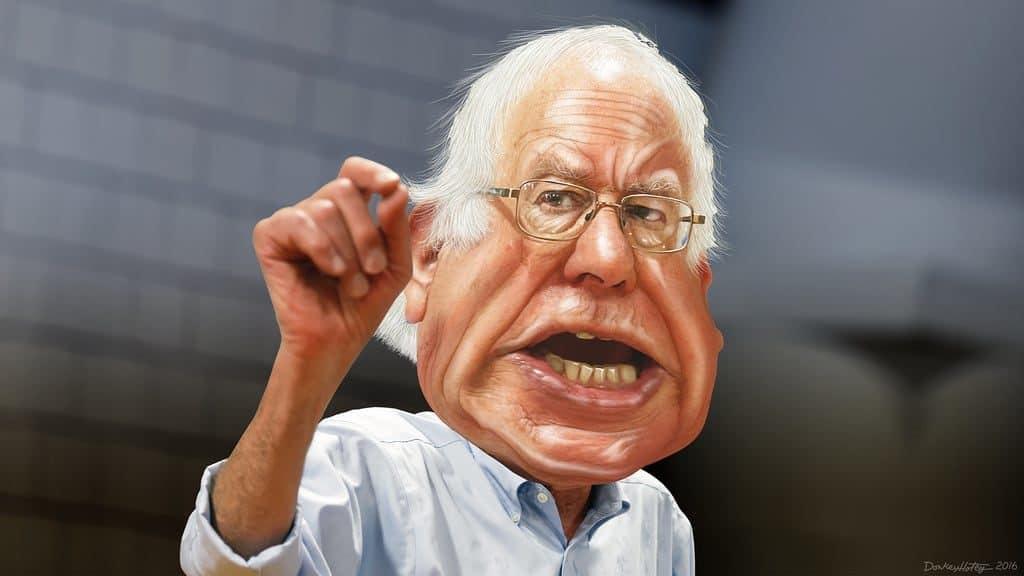 Bernie-S-cartoon