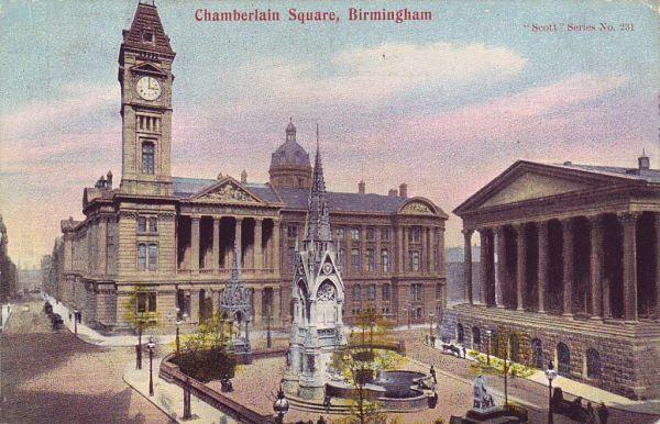 Chamberlain-Square