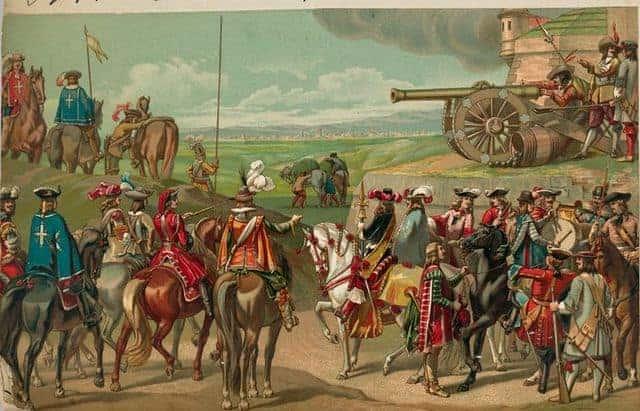 France-1650-1678.-Louis-XIV.