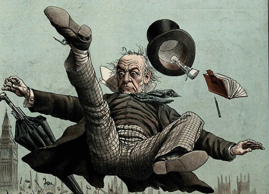 Gladstone_being_kicked_in_the_air_by_angry_men_Wellcome_V0050369-e1547060552621