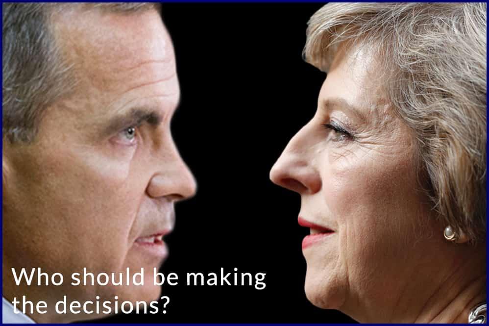 QE-Decisions