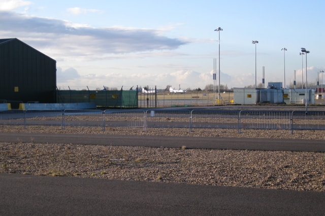 An_empty_car_park,_Coventry_airport_-_geograph.org.uk_-_1702557