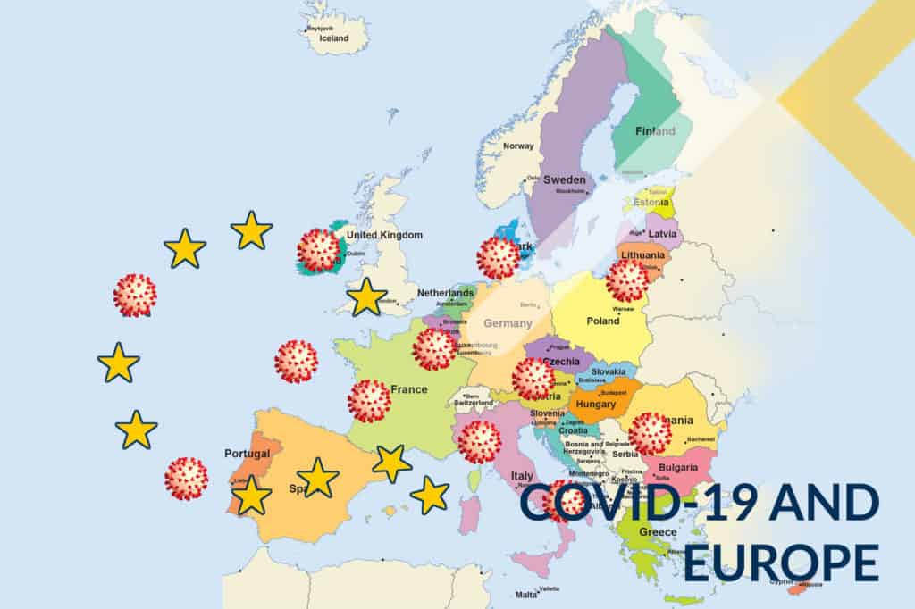 COVID 19 AND EUROPE