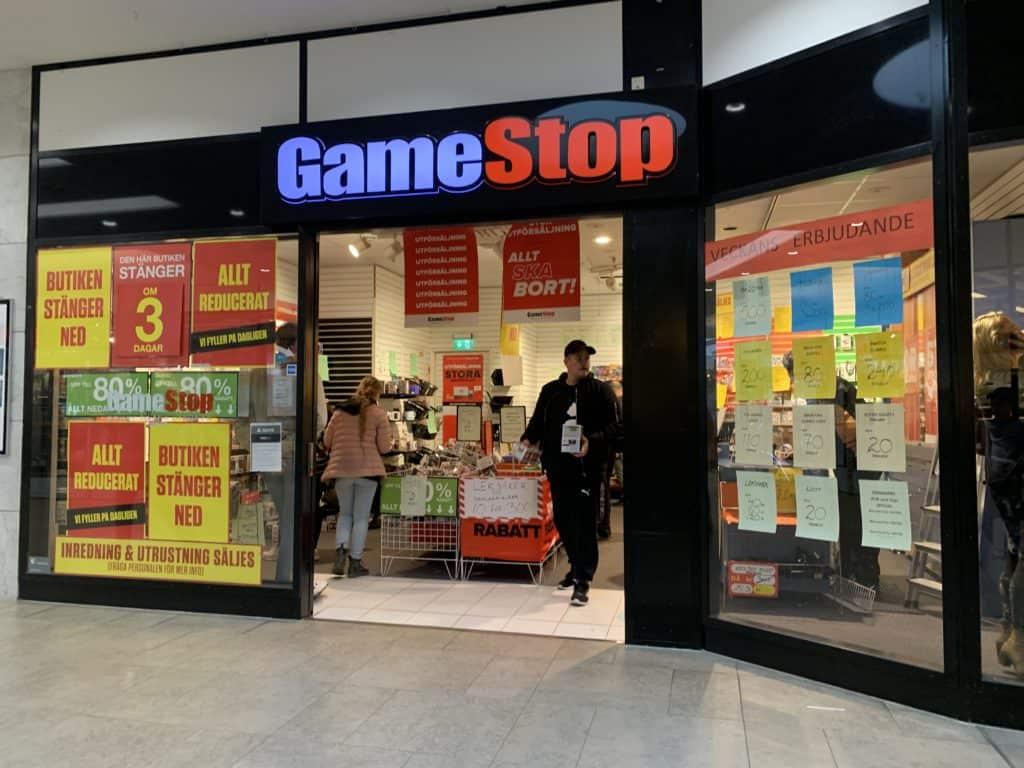 GameStop_Globen