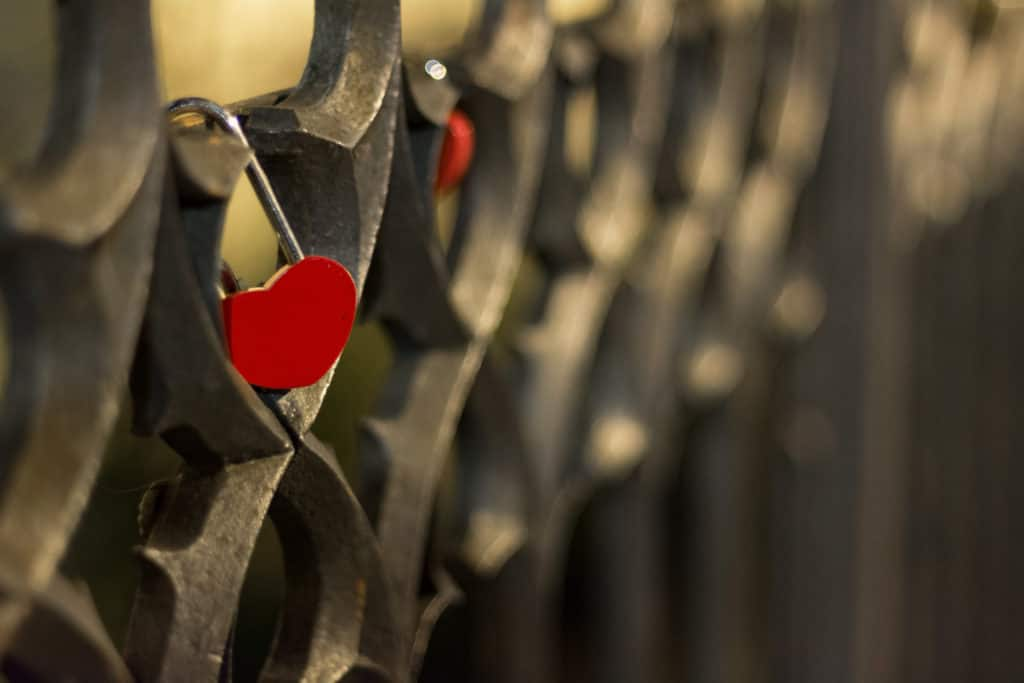 heart lovelock