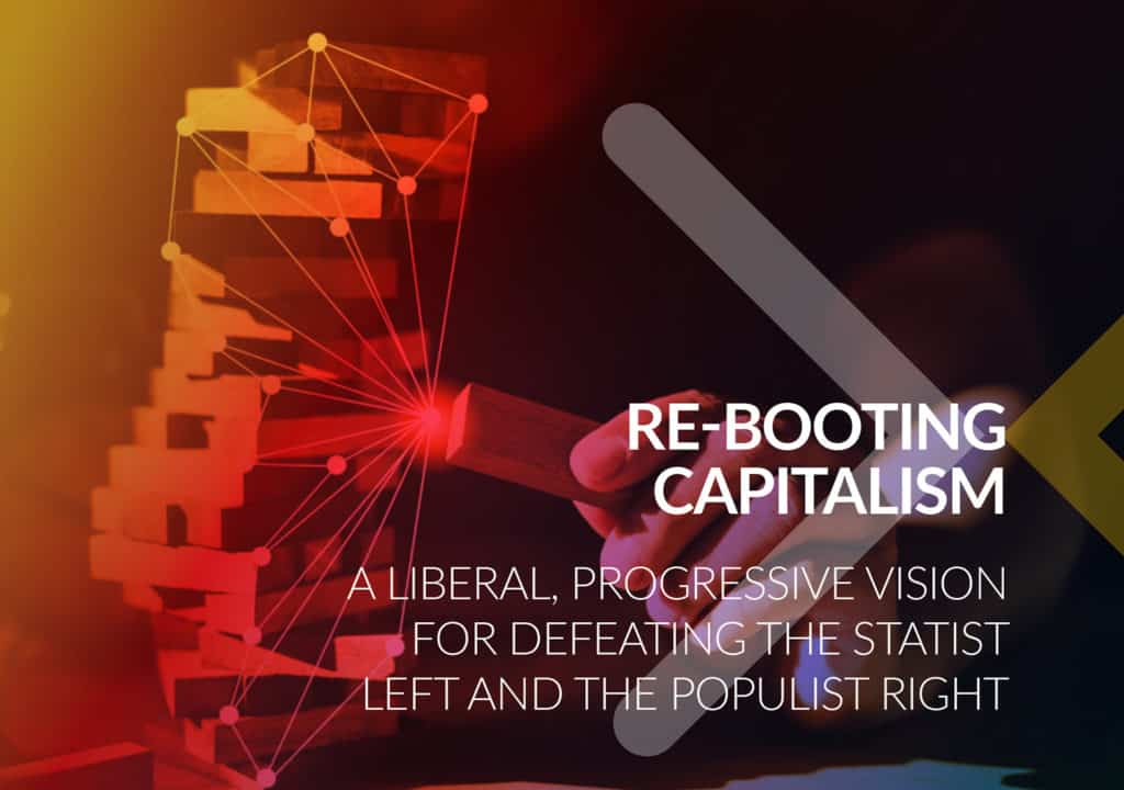 RE-Booting Capitalism cover image