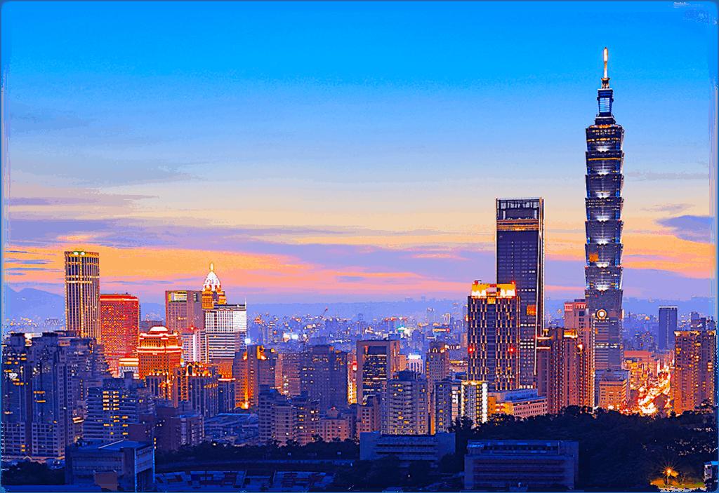 Taipei_Taiwan_Skyline