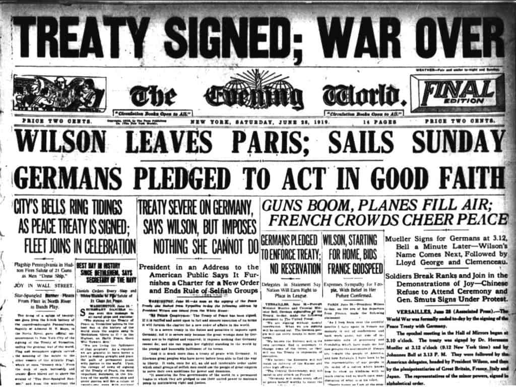 Treaty_of_Versailles_Newspaper_Article_