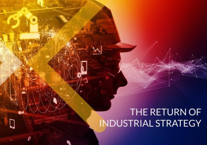 Industrial strategy cover