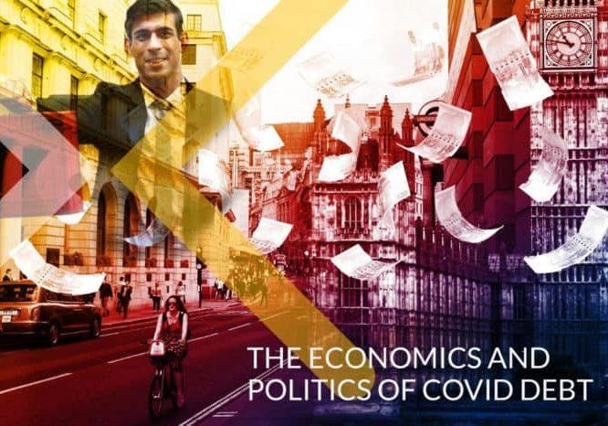 economics politics covid debt