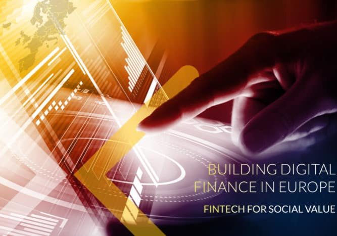 fintech report cover