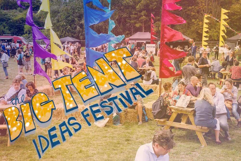 big tent ideas festival