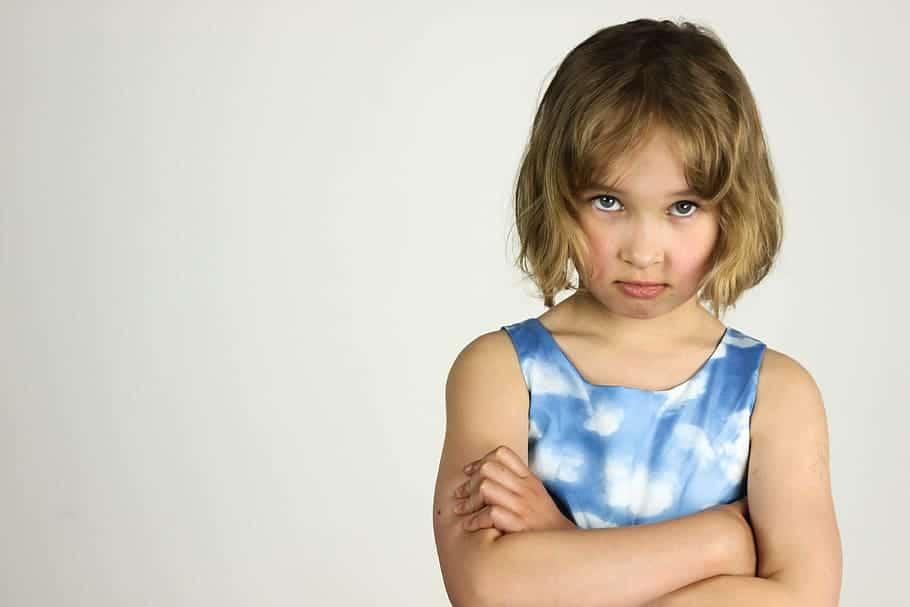 child-the-little-girl-anger-bad-mood