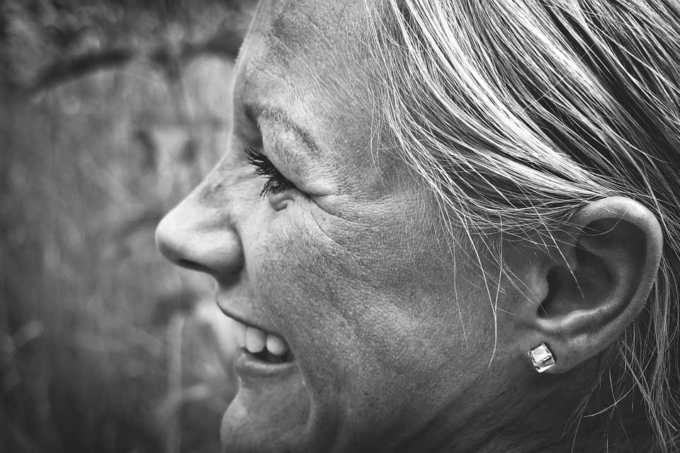 Woman Female Beauty Human Portrait Face Head